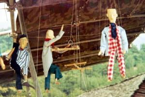 Les ancêtres des marionnettes 1968
